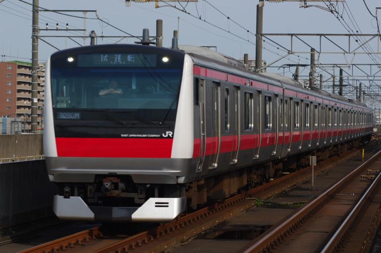 2012年6月7日 ケヨ554 試運転 001