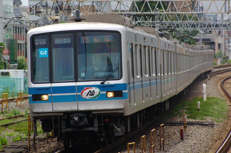 2012年6月18日 中央緩行 走行会 05系 アルミ