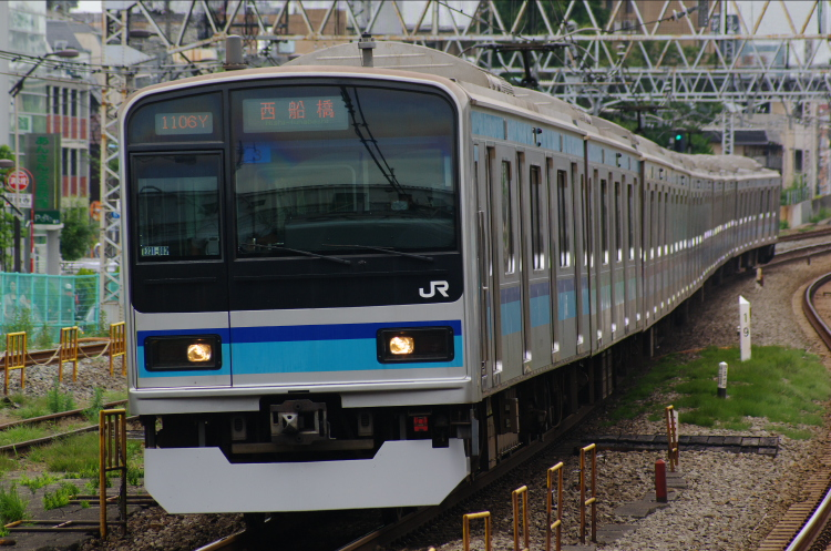 2012年6月18日 中央緩行 走行会 ミツK3