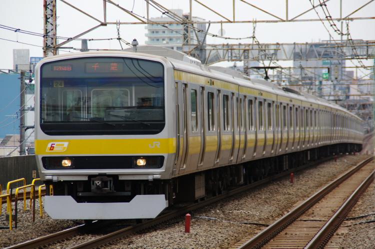 2012年6月18日 中央緩行 走行会 ミツ24