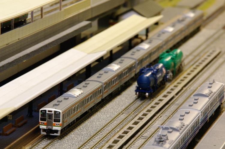 2012年6月18日 中央緩行 走行会 模型5