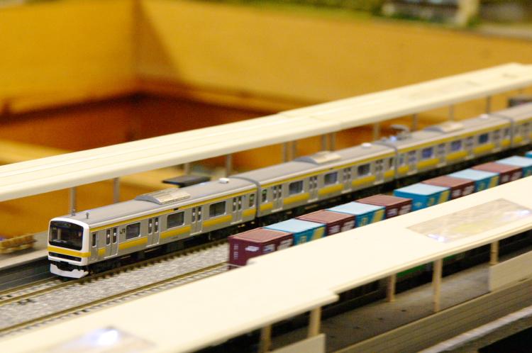 2012年6月18日 中央緩行 走行会 模型2