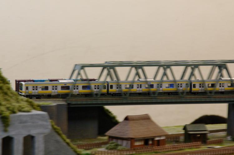 2012年6月18日 中央緩行 走行会 模型9