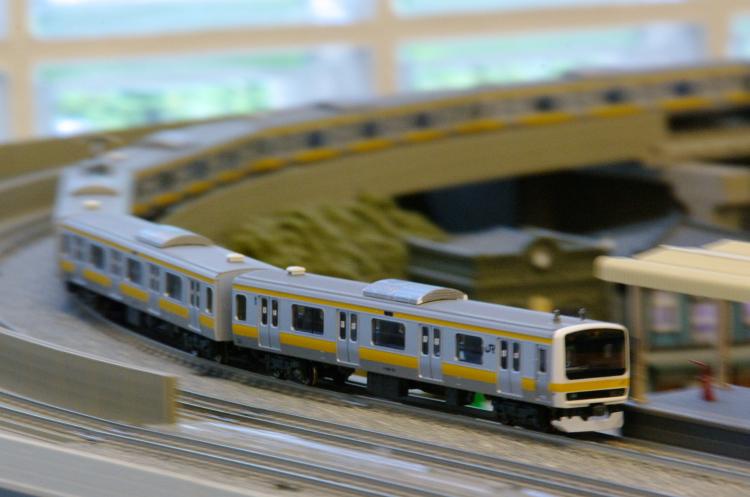 2012年6月18日 中央緩行 走行会 模型7