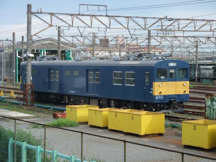 2012年6月20日 幕張車両セ 模型 022