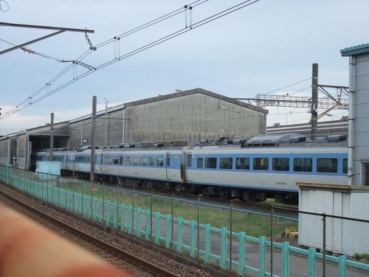 2012年6月20日 幕張車両セ 模型 029