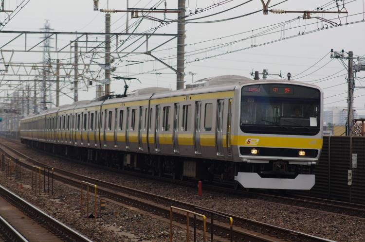 2012年6月21日 総武線 試運転 ミツ33
