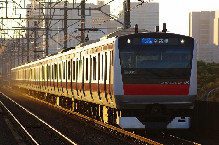 2012年6月26日 京葉線 ケヨ514