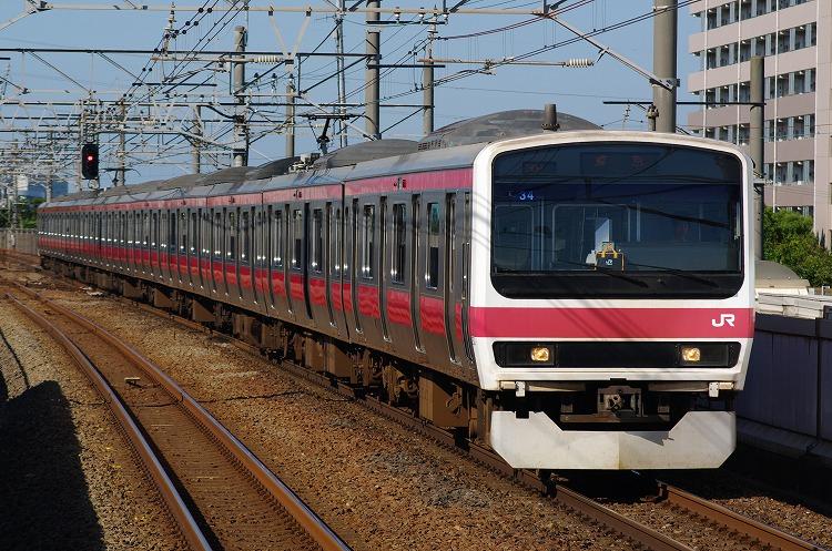 2012年6月26日 京葉線 ケヨ34