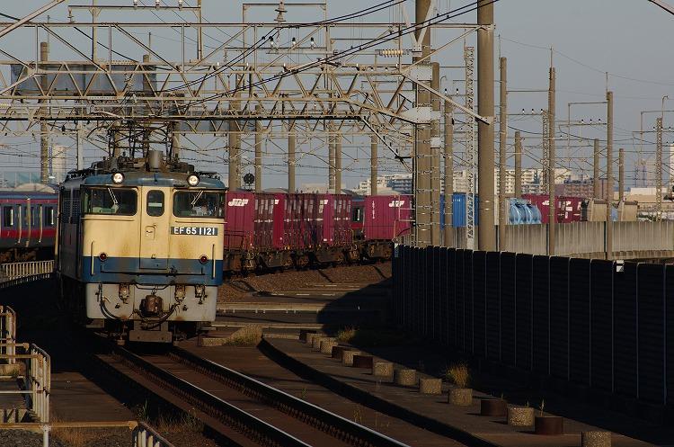 2012年6月26日 京葉線 4098レ