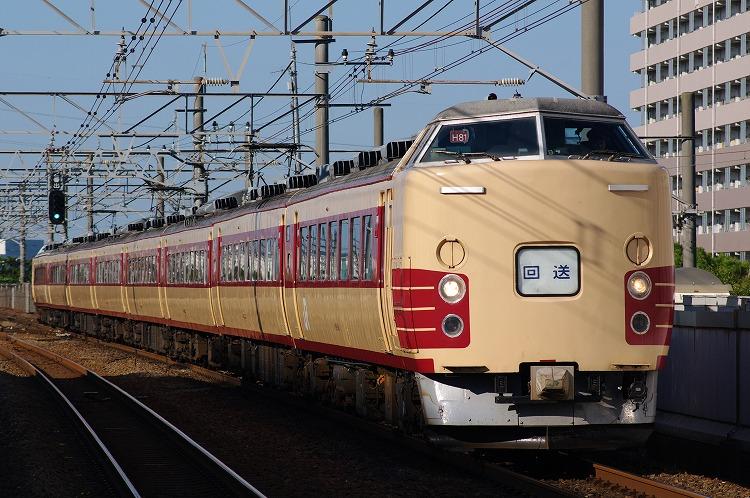 2012年6月26日 京葉線 H81