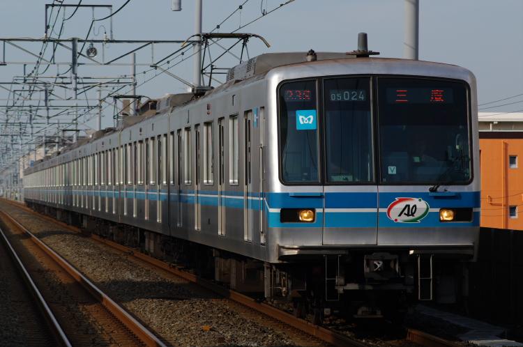 2012年6月27日 東西線 24