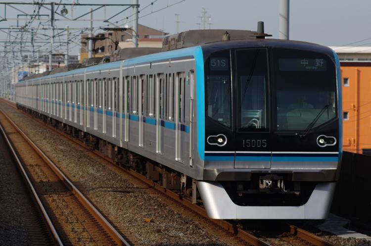 2012年6月27日 東西線 05