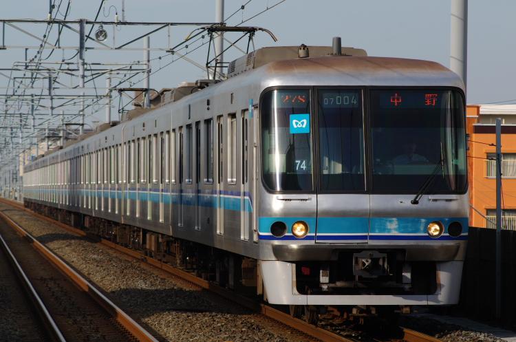 2012年6月27日 東西線 04