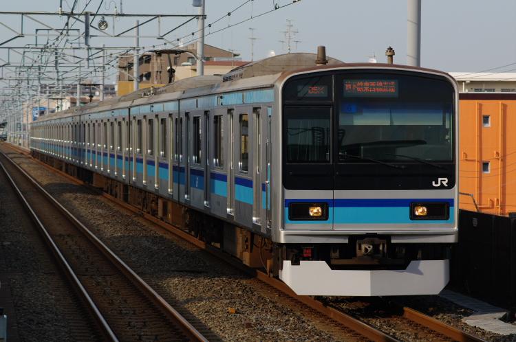 2012年6月27日 東西線 K6