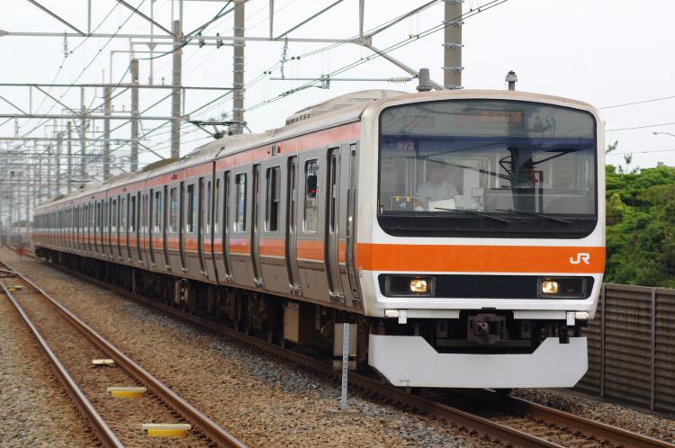 2012年7月1日 京葉線 アンパンマン M72 しもうさ号