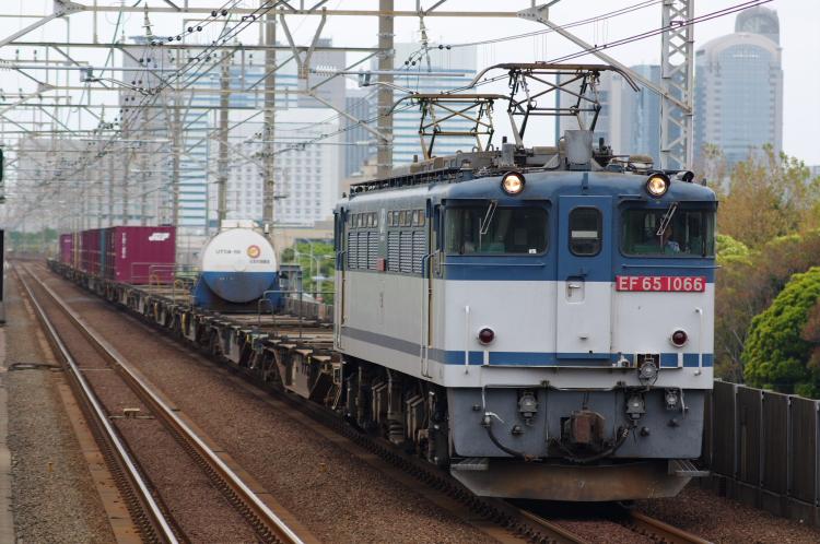2012年7月1日 京葉線 アンパンマン 1359レ
