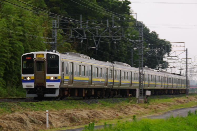 2012年7月1日 京葉線 アンパンマン マリ506