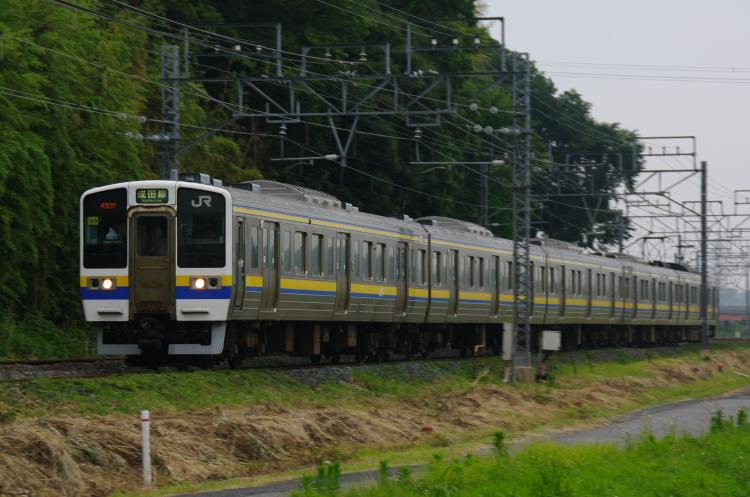 2012年7月1日 京葉線 アンパンマン マリ500