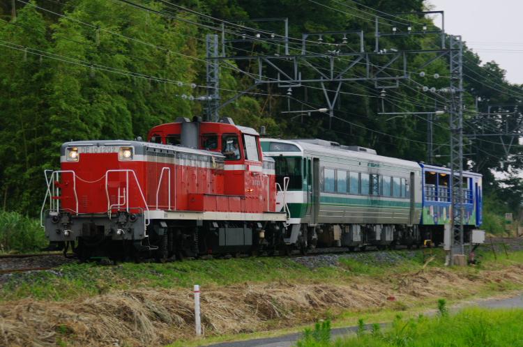 2012年7月1日 京葉線 アンパンマン