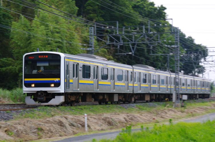 2012年7月1日 京葉線 アンパンマン マリC401
