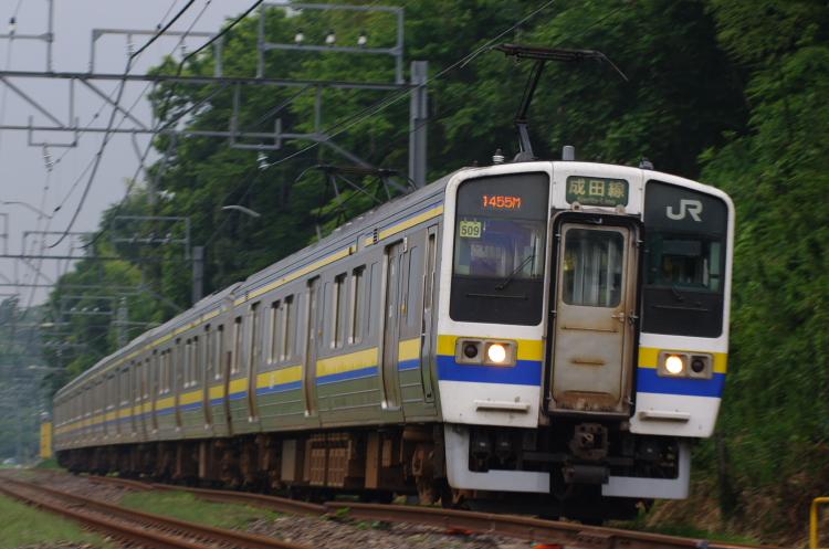2012年7月1日 京葉線 アンパンマン マリ509