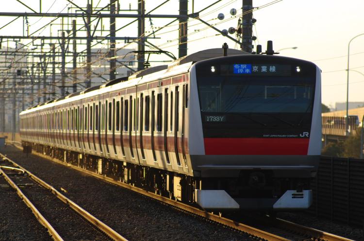 2012年7月3日 1121入れ替え 京葉線 ケヨ506