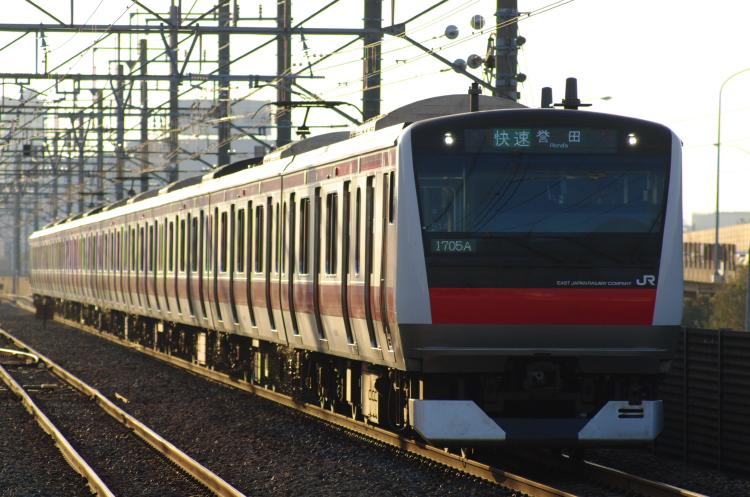 2012年7月3日 1121入れ替え 京葉線 ケヨ511