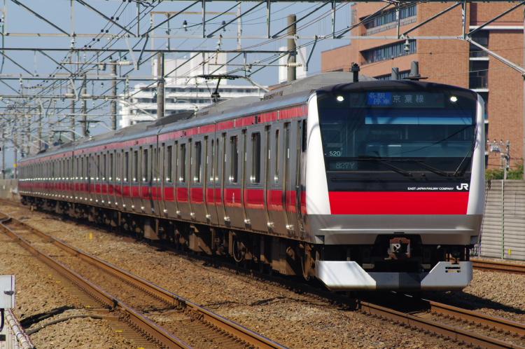 2012年7月10日 京葉線 千葉線 ケヨ520