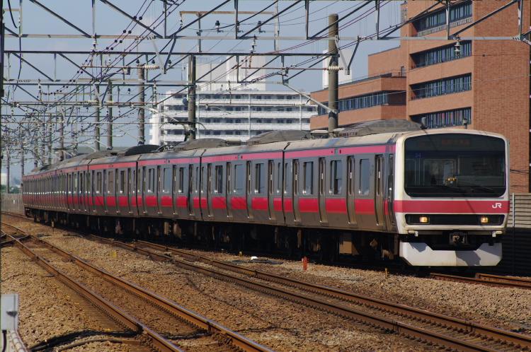 2012年7月10日 京葉線 千葉線 ケヨ34