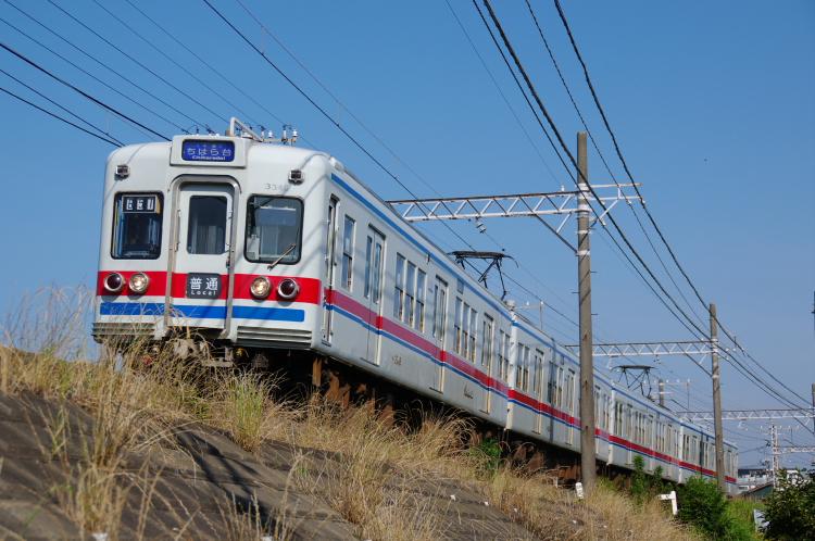 2012年7月10日 京葉線 千葉線 3349
