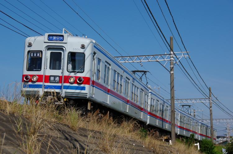 2012年7月10日 京葉線 千葉線 55B 3333