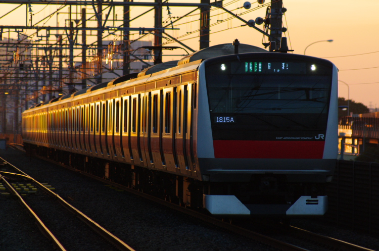 2012年7月16日 京葉線 ケヨ512
