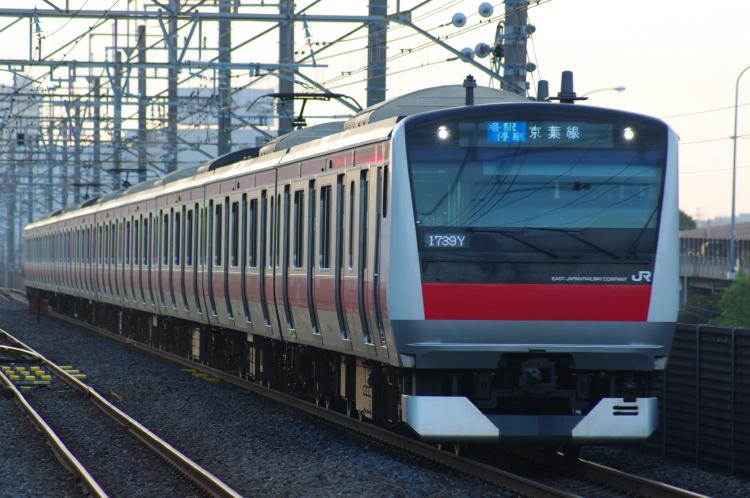 2012年7月16日 京葉線 ケヨ515