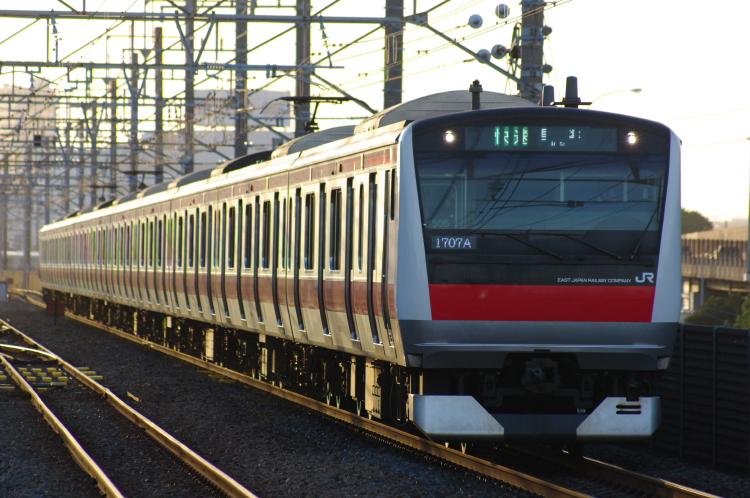 2012年7月16日 京葉線 ケヨ505