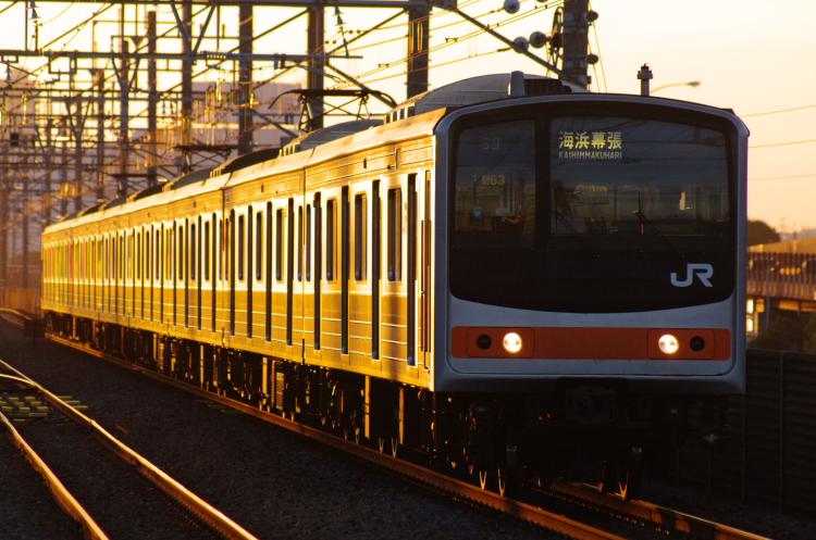 2012年7月16日 京葉線 M63