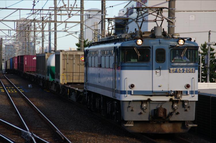 2012年7月17日 京葉線 4098レ