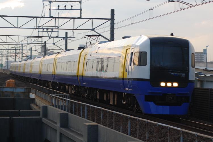 2012年7月17日 京葉線 NB4