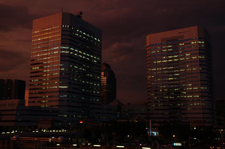 2012年7月17日 京葉線 新都心