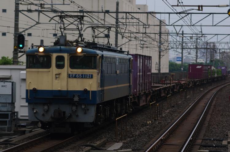 2012年7月21日 総武緩行線 1092レ