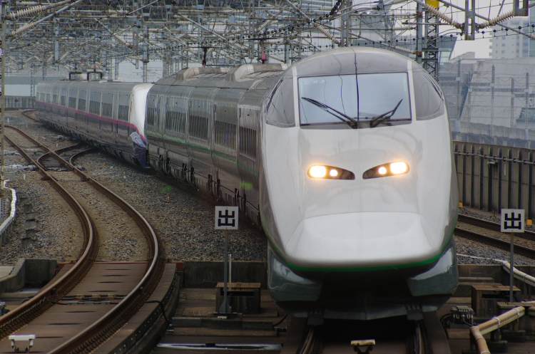 2012年7月22日 新幹線 つばさ