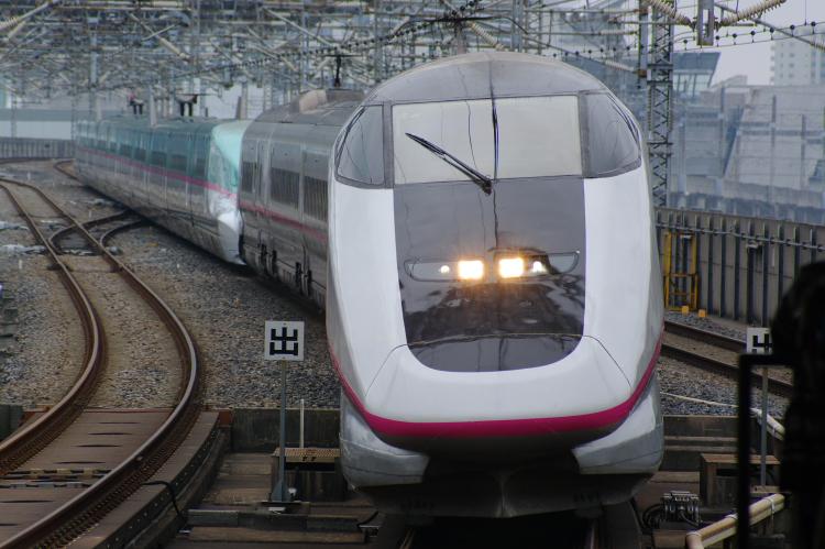 2012年7月22日 新幹線 はやぶさ こまち