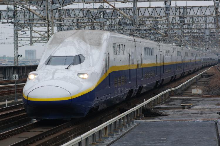 2012年7月22日 新幹線 E4 E3