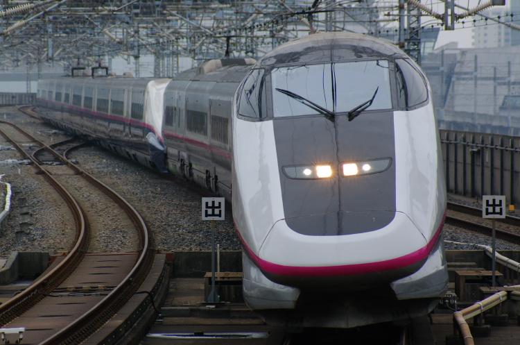2012年7月22日 新幹線 E3 E2