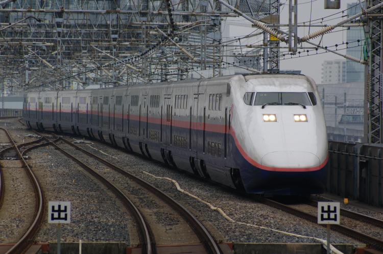 2012年7月22日 新幹線 E1