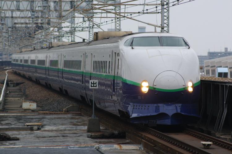 2012年7月22日 新幹線 200