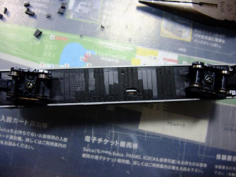 2012年7月23日 模型 ケヨ34 026