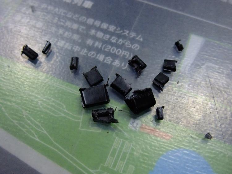 2012年7月23日 模型 ケヨ34 025