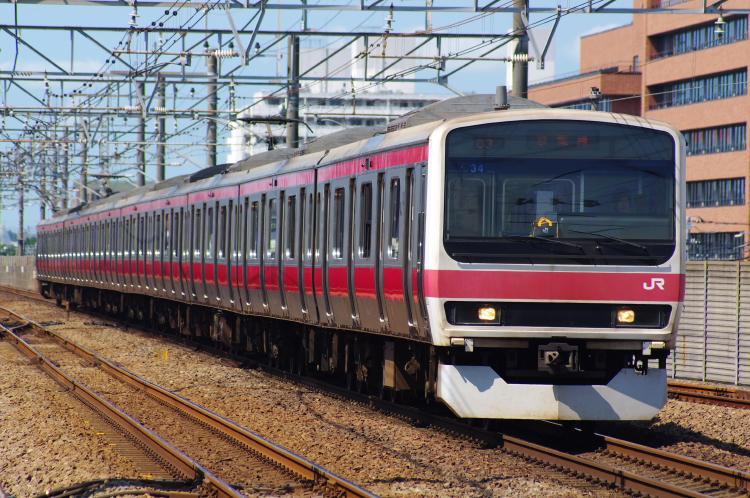 2012年7月30日 京葉線 903A ケヨ34