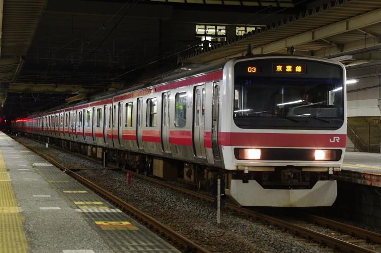 2012年7月30日 京葉線 028